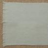 Manta lisa gris personalizable